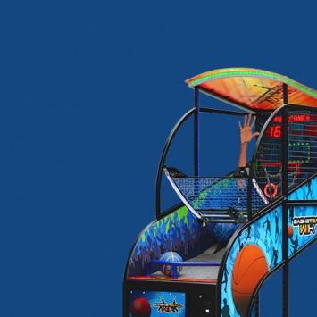 Krepšinio automatai