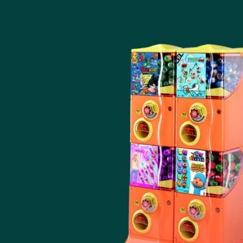 Žaisliukų pardavimo automatai