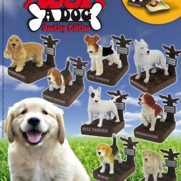 Addopt a Dog POP CARD