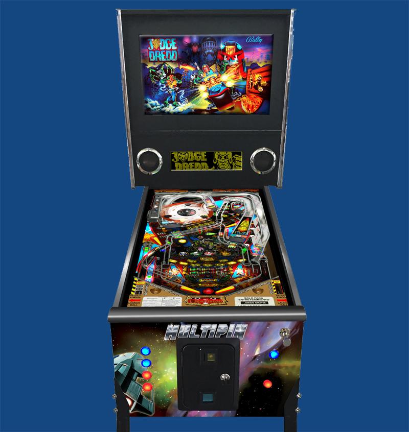 Virtual pinball (Flipper) | UAB ZAIDIMU PLANETA